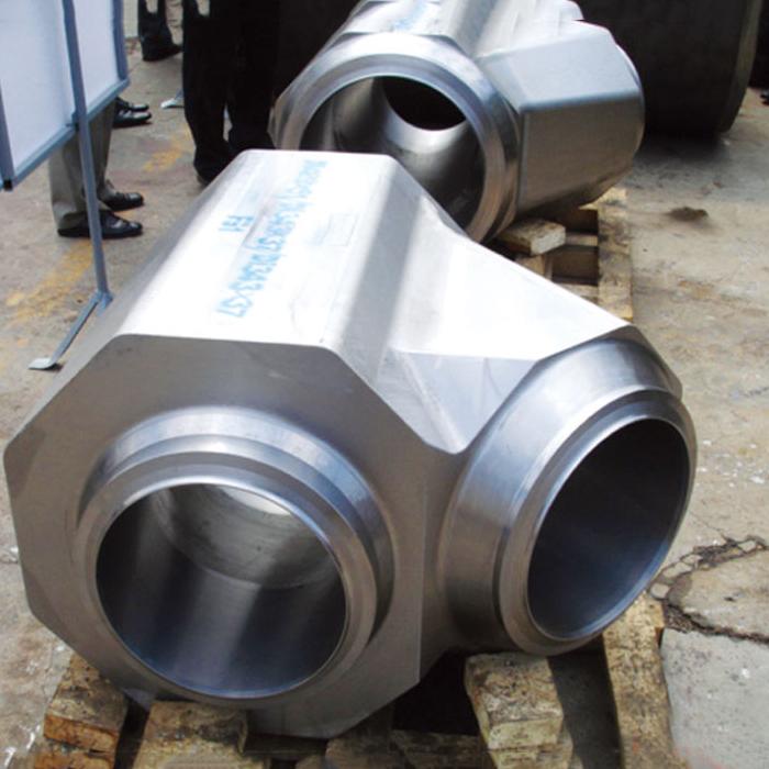 不锈钢锻钢气体必威betwayapp螺纹管件消防气体专用锻制高压管件