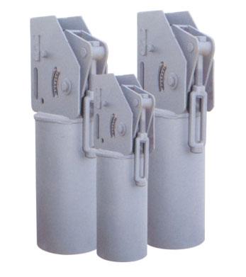 供应优质弹簧支吊架 蛭石隔热管托