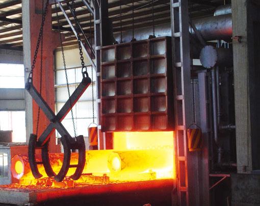 天然气热处理设备